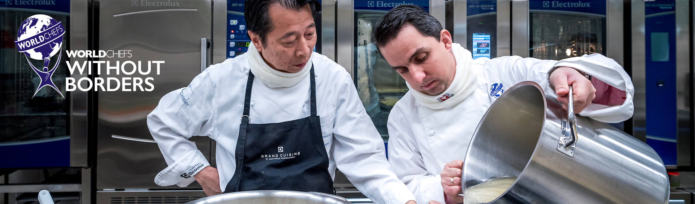 World chefs without borders